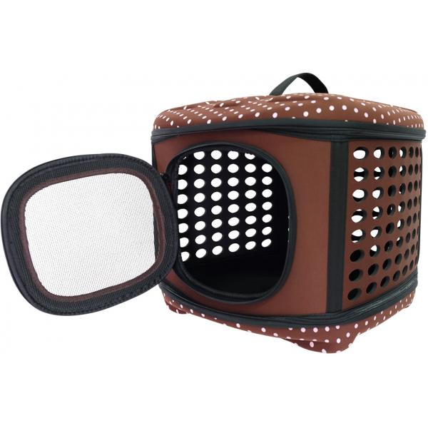 Collapsible Traveling Hand - Brown