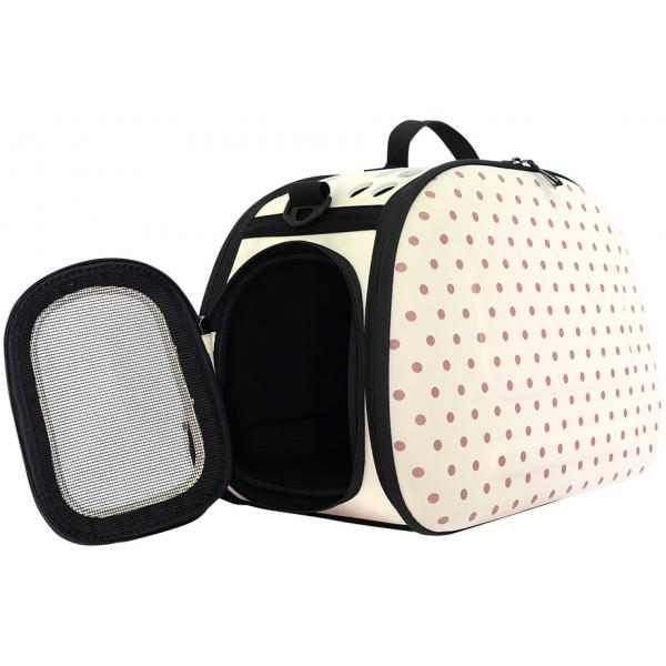 Collapsible Traveling Shoulder - Beige