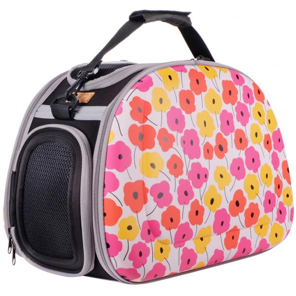 New Collapsible Traveling Shoulder - Flower