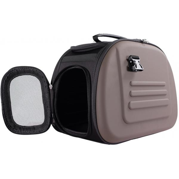 Classic Pet Carrier - Brown