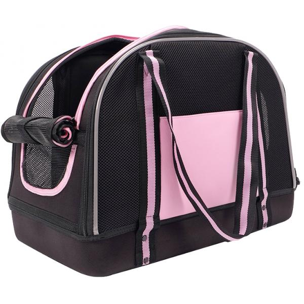 Double Fun Pet Carrier - Love Pink