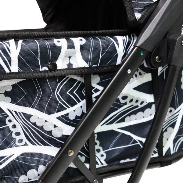 Speedy Fold Buggy - Black
