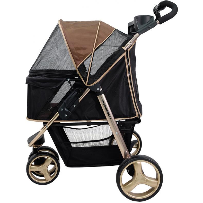 Monarch Premium Jogger - Luxury Gold