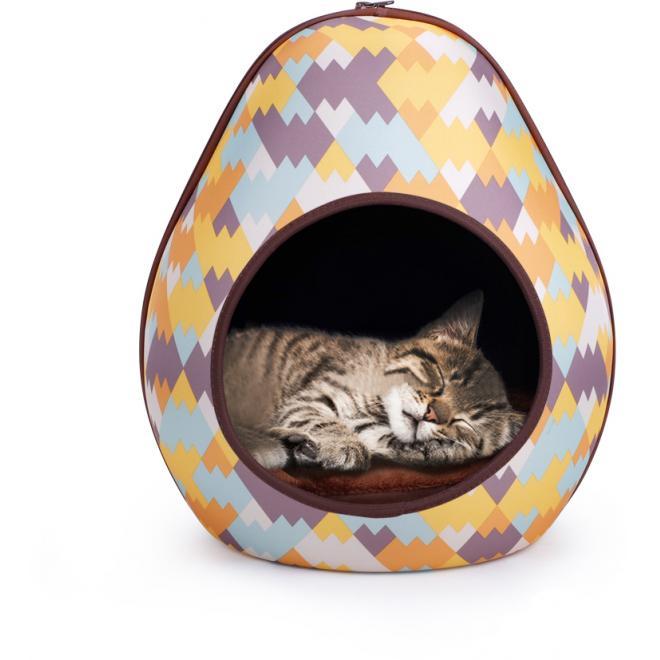 Gourd Pet House - Zigzag