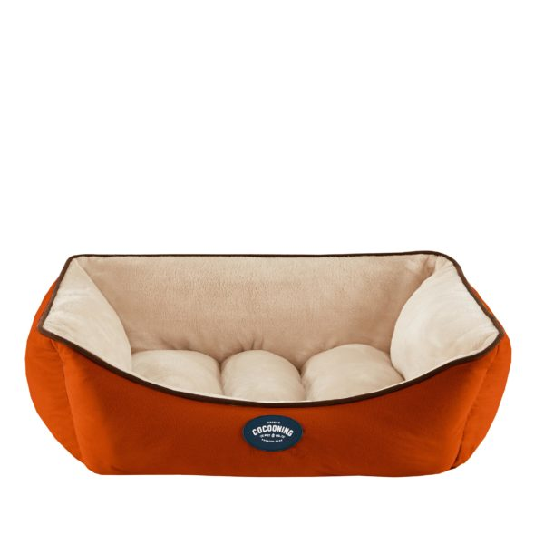 Cama Andy Medium - Naranja