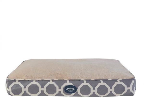Cama Jim Napper Gris - Medium