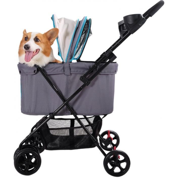 Easy Strolling Buggy - Simple Gray