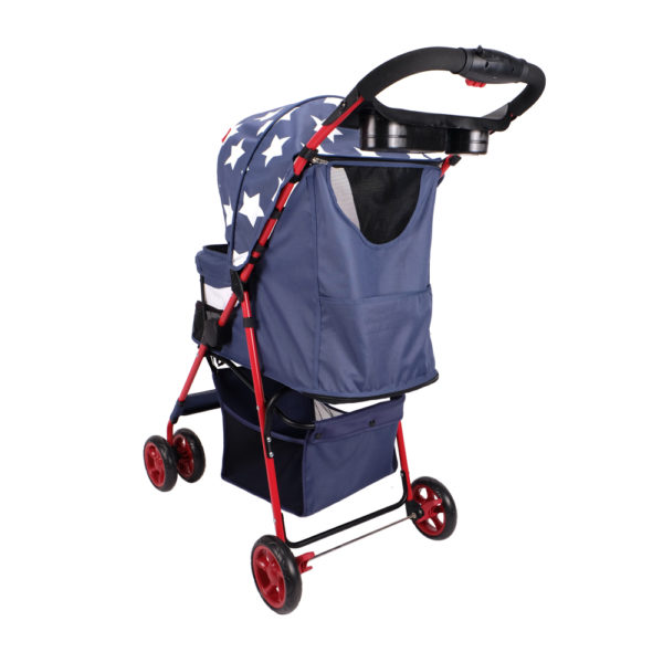 Pop Art Stroller - Starlit Captain