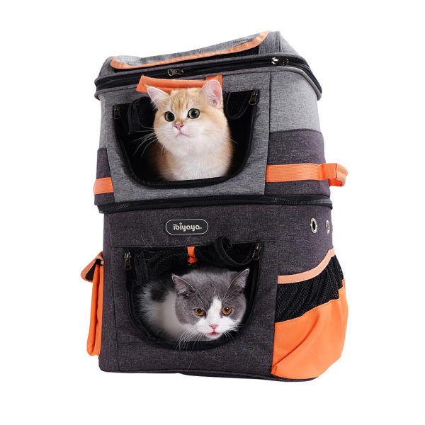 Two-Tier Backpack