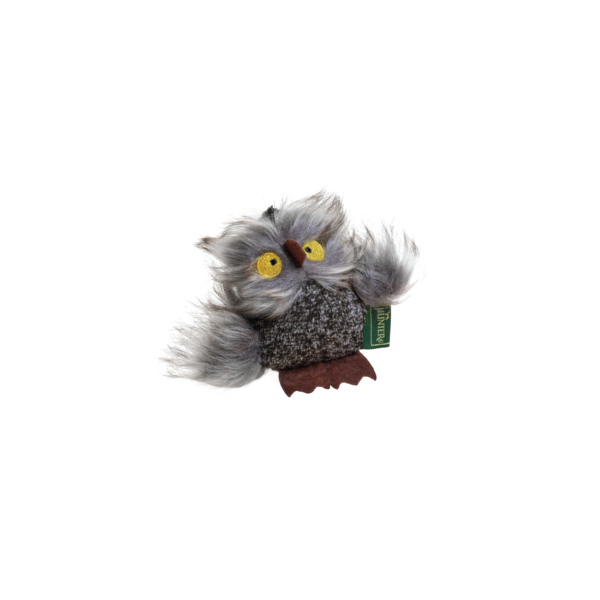 Cat Toy Fluffy Owlet