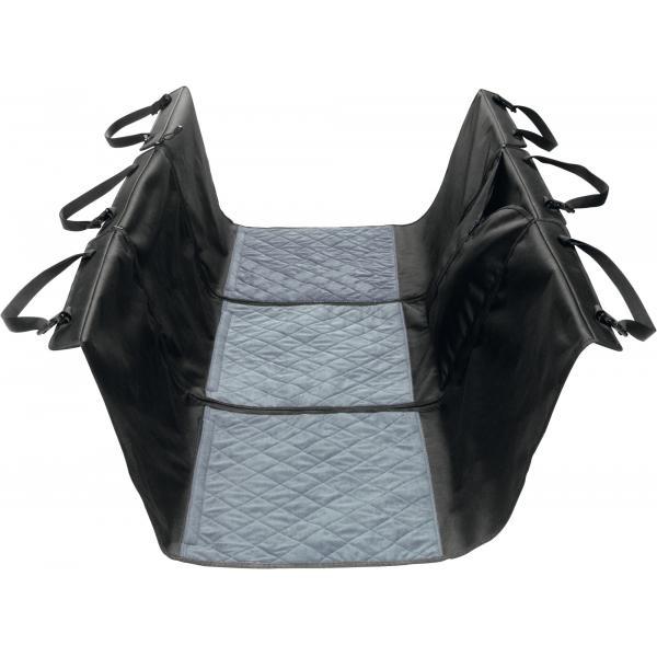 Car Seat Cover Comfort - Black