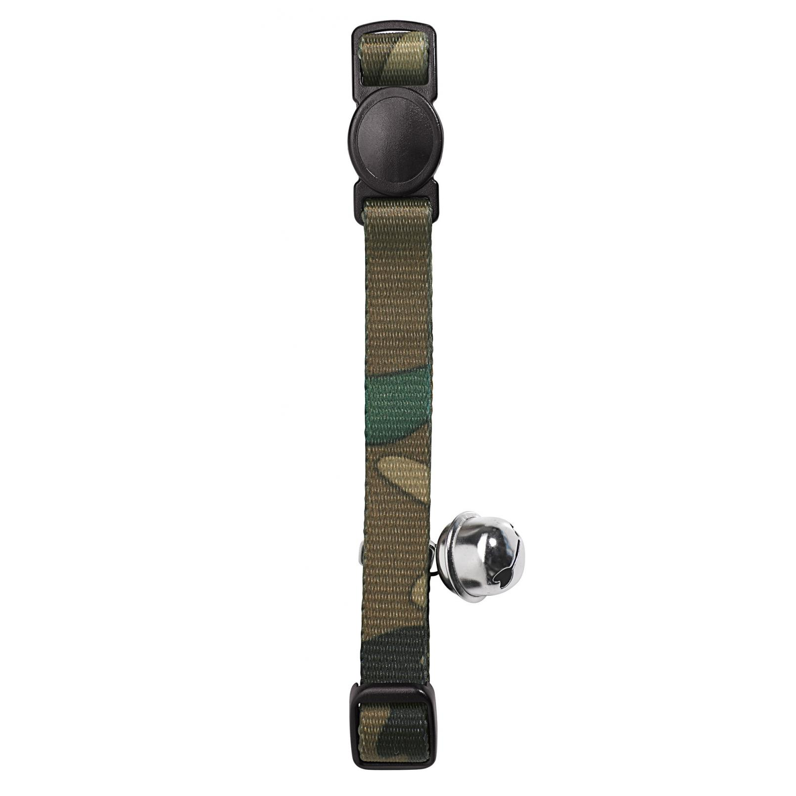 Cat Collar Camouflage - Green